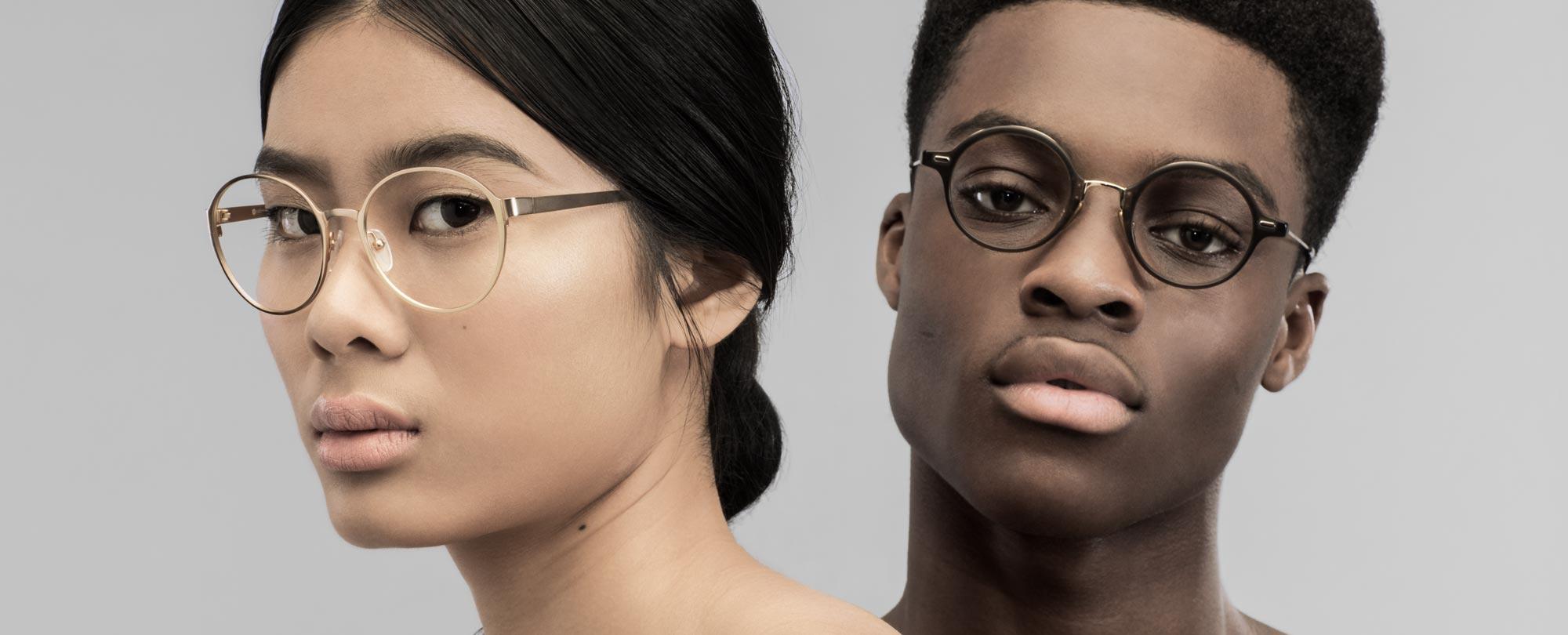 Séléction de lunettes de vue par VU, optométristes et lunetterie à Montréal